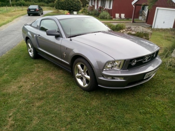 Begagnad Ford Mustang 4 0 V6 07