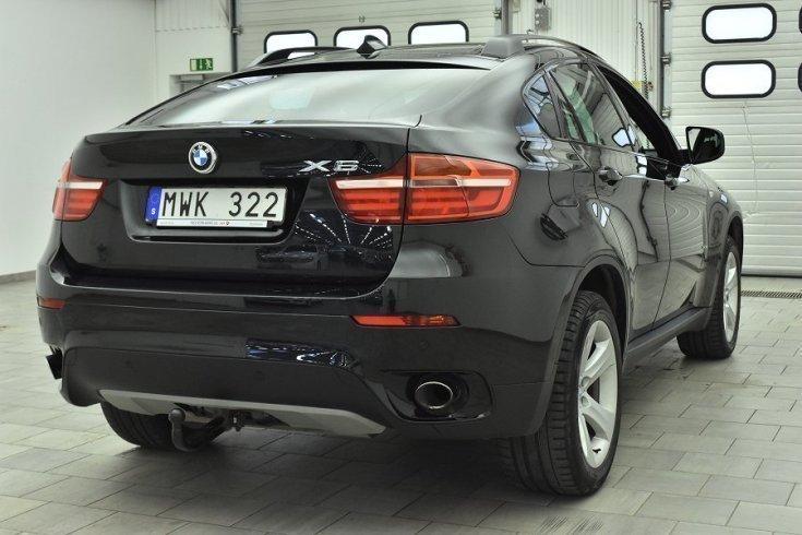S 229 Ld Bmw X6 Xdrive 30d 245hk Sport Begagnad 2012 13 099