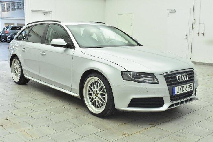 S 229 Ld Audi A4 2 0 Tdi E Avant 136hk Begagnad 2010 15 761 Mil I Skog 229 S