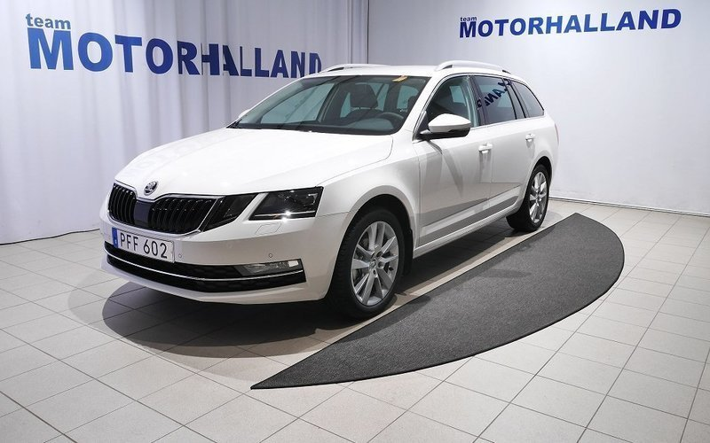 s ld skoda octavia combi style tsi begagnad 2018 0 mil i halmstad. Black Bedroom Furniture Sets. Home Design Ideas