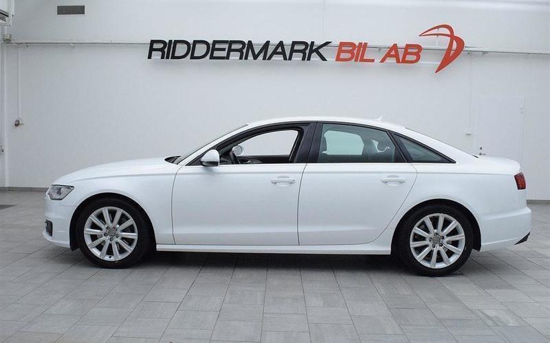 begagnad Audi A6 3.0 TDI quattro* 218hk AUT / 2888MIL D-VÄRME