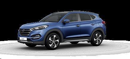 begagnad Hyundai Tucson 1.7 CRDi AUT-D7 2WD ComfortPlus