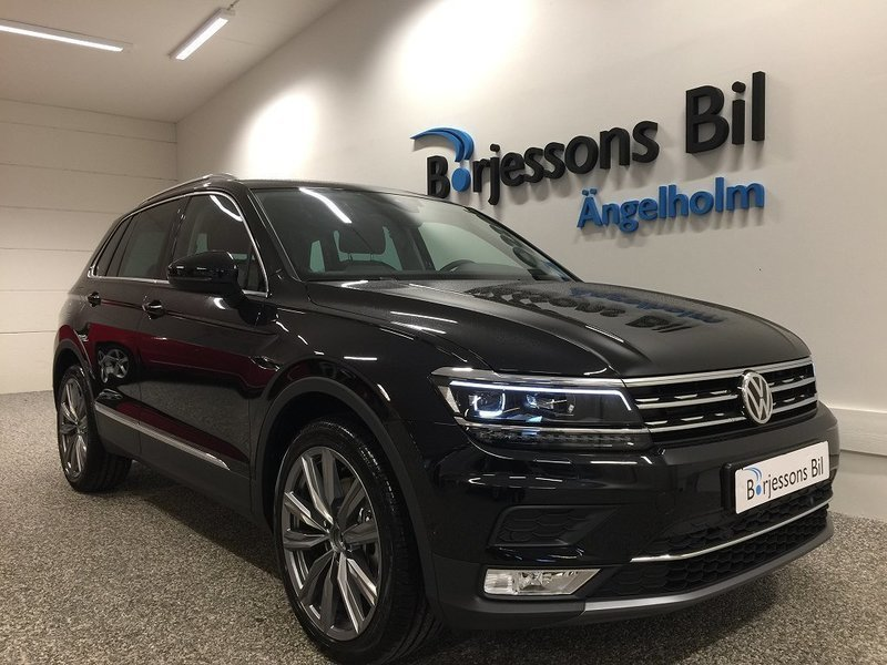 s ld vw tiguan 1 4 tsi 150 4m dsg6 begagnad 2017 0 mil i ngelholm. Black Bedroom Furniture Sets. Home Design Ideas