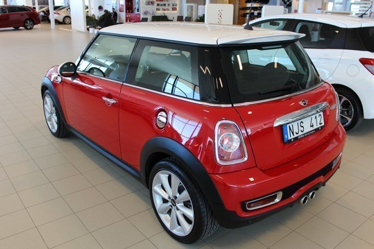 s ld mini cooper s 184 hk begagnad 2013 mil i rebro. Black Bedroom Furniture Sets. Home Design Ideas