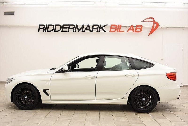 begagnad BMW 330 d GT 258hk M-SPORT / AUT / 4235MIL