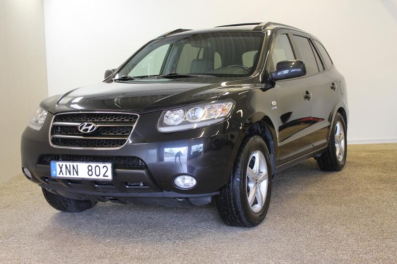 begagnad Hyundai Santa Fe 2.2 CRDi A5