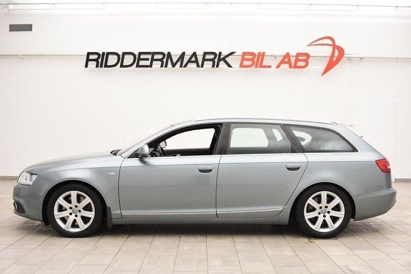 begagnad Audi A6 3.0 TDI Avant quattro* 240hk S-LINE / D-VÄRME