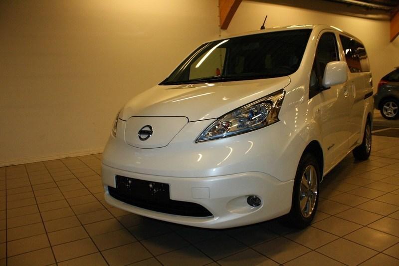 gebraucht Nissan e-NV200 Evalia 7 Premium DSD Tailgate