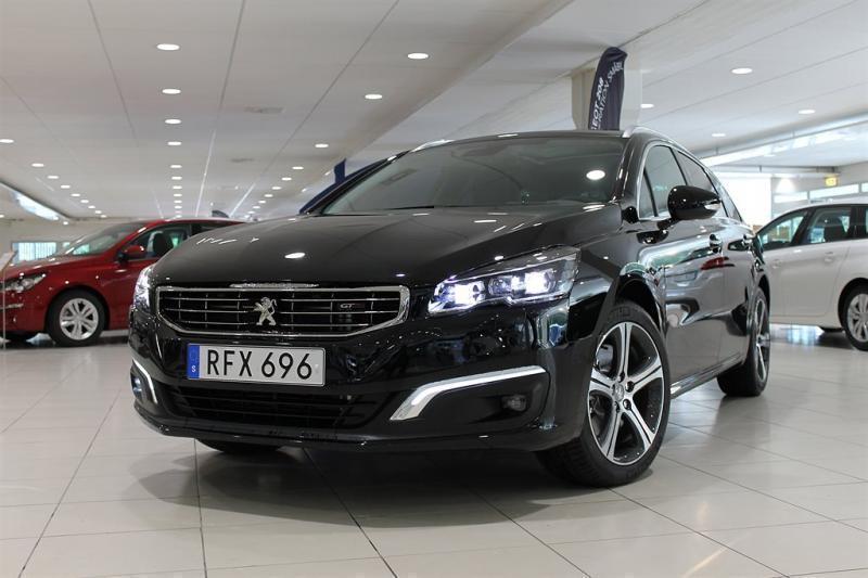 gebraucht Peugeot 508 SW BHDi 180 Aut Business Edition