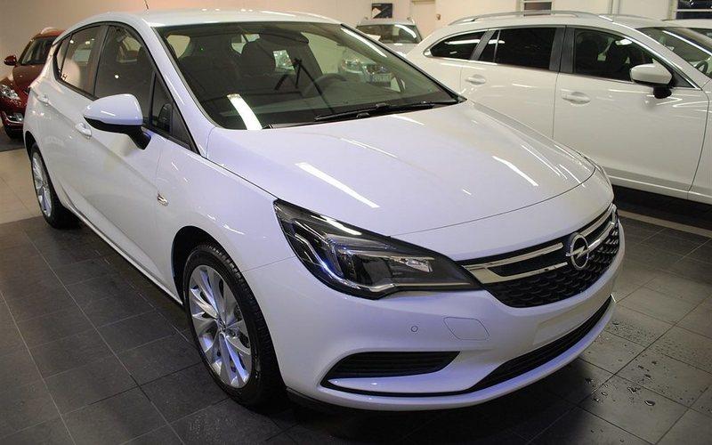 begagnad Opel Astra Enjoy 5d 1.0T 105Start/Stop Halvkombi