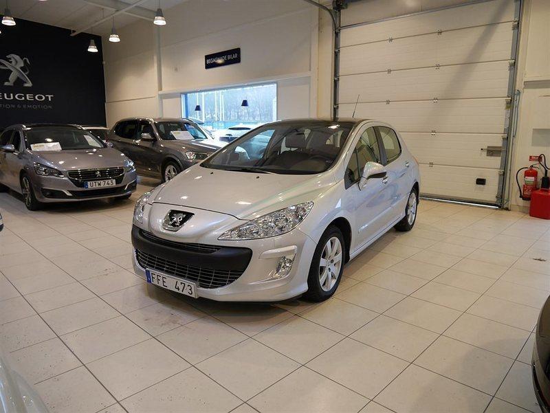 begagnad Peugeot 308 1.6 HDi 5dr Premium P-Sensorer