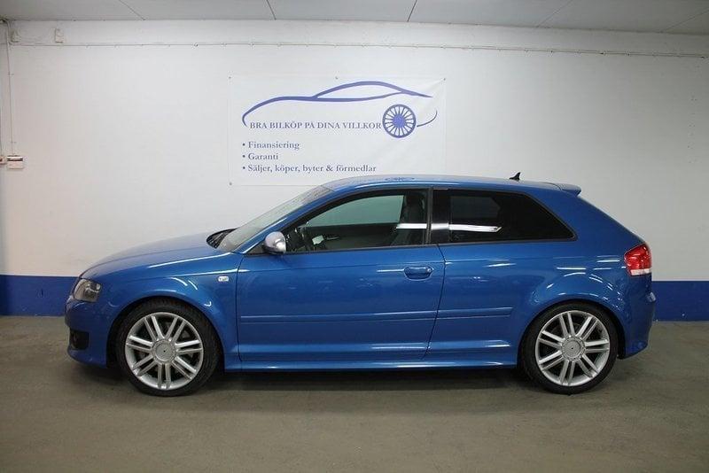 S 229 Ld Audi S3 310hk Milltek Bluetoo Begagnad 2006 17 900 Mil I Huddinge
