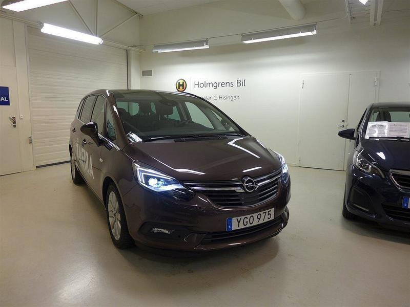 begagnad Opel Zafira Tourer Business 7-sits 2.0 CDTI (AT6)