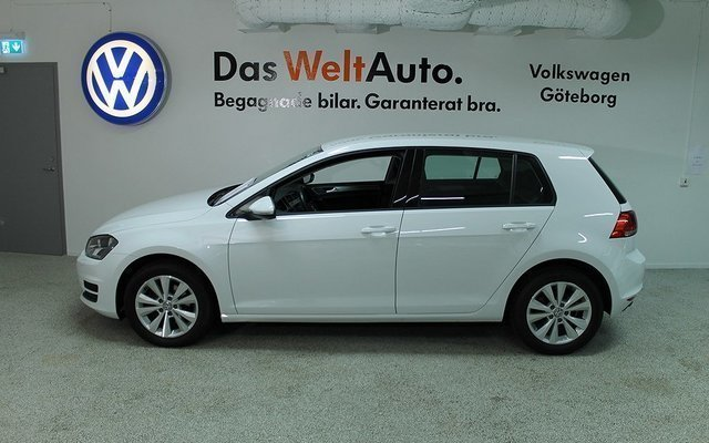 s ld vw golf 1 2 tsi 105 masters 2 begagnad 2014 mil i g teborg. Black Bedroom Furniture Sets. Home Design Ideas