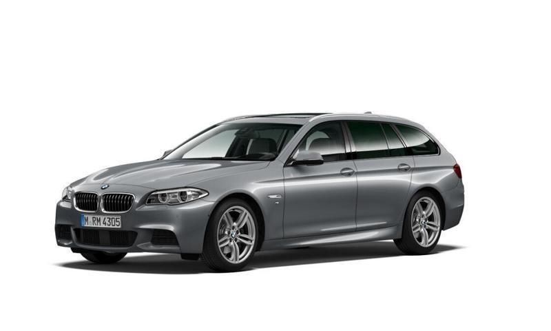 begagnad BMW 530 d xDrive Touring (258hk) Innovation Edition