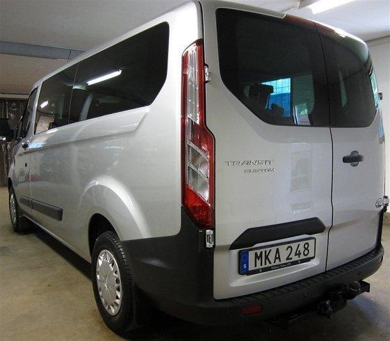 63 Ford Transit Custom 2 2tdci Swb: Såld Ford Custom TransitKombi 2,2T., Begagnad 2014, 9.650