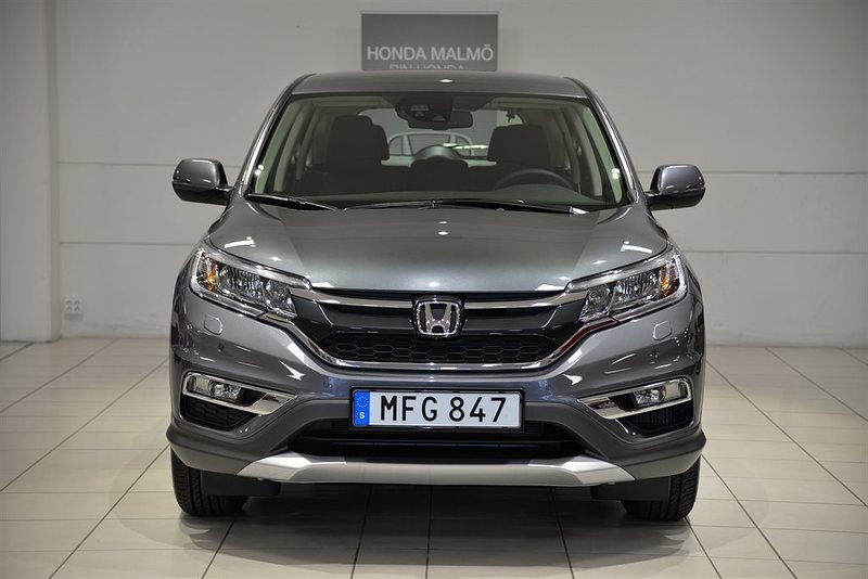 s ld honda cr v 1 6 elegance 2wd a begagnad 2015 0 mil. Black Bedroom Furniture Sets. Home Design Ideas