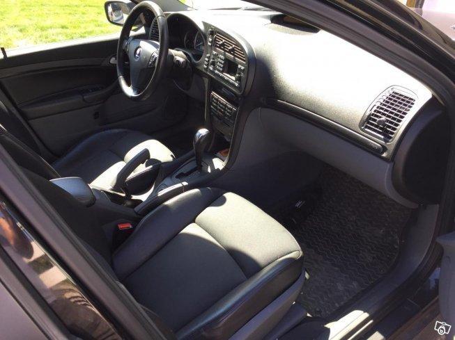Begagnad Saab 9 3 Linear Sportcombi 20t 06