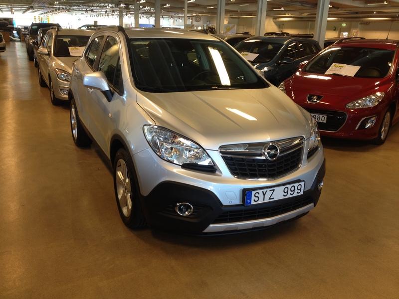 begagnad Opel Mokka 5-door 1.6 ECOTEC 115 hk15 hkk