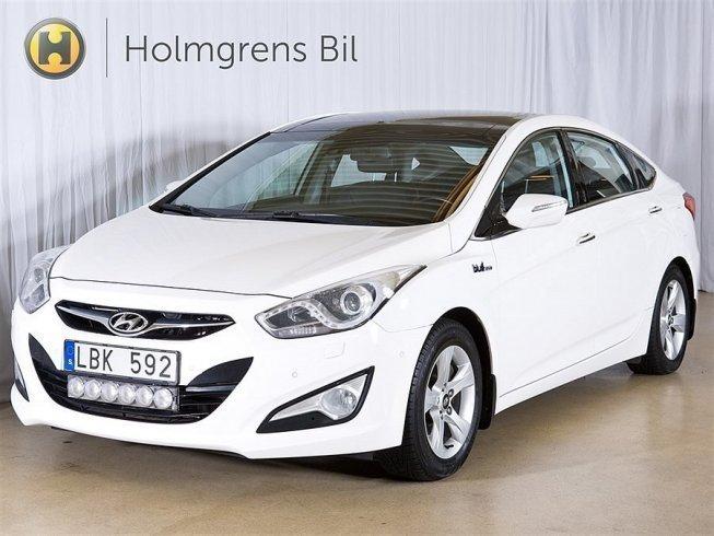 begagnad Hyundai i40 4d 1.7 CRDi M6