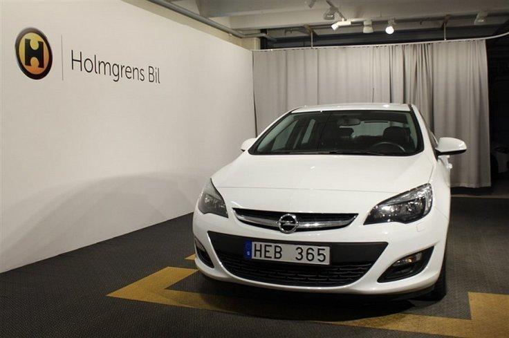 begagnad Opel Astra 5D 1.6 115hk Enjoy