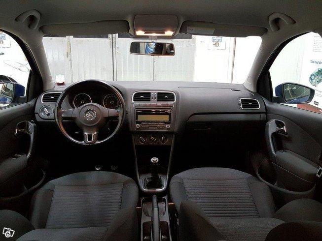 Såld VW Polo Byt Din bil hos oss, begagnad 2010, 5 800 mil i KUNGÄLV