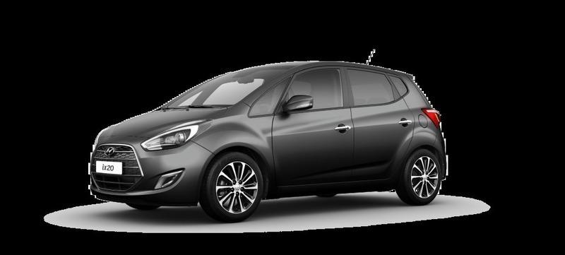 begagnad Hyundai ix20 1.6 A6 Comfort