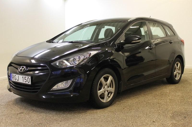 begagnad Hyundai i30 Kombi 1,6 CRDi M6 Business