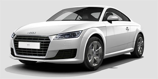 Såld Audi TT Privatleasing 4180, begagnad 2016, 0 mil i Mölndal