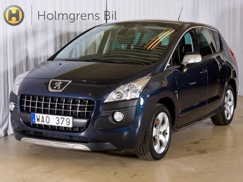 begagnad Peugeot 3008 2.0 HDi (150hk)