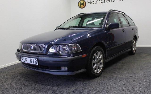 begagnad Volvo V40 1.8 (122hk)
