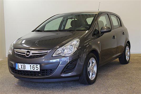 begagnad Opel Corsa Enjoy 5-dörrar 1.4 TWINP Halvkombi