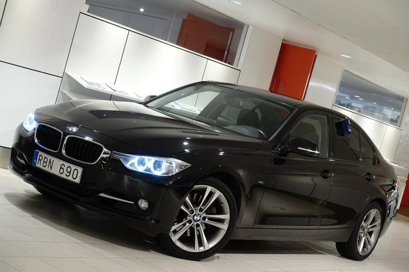begagnad i aut f30 navi sportline 245hk xeno 13 bmw 328. Black Bedroom Furniture Sets. Home Design Ideas