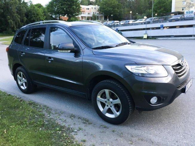 S 229 Ld Hyundai Santa Fe 2 4 4wd 10 Begagnad 2010 13 500