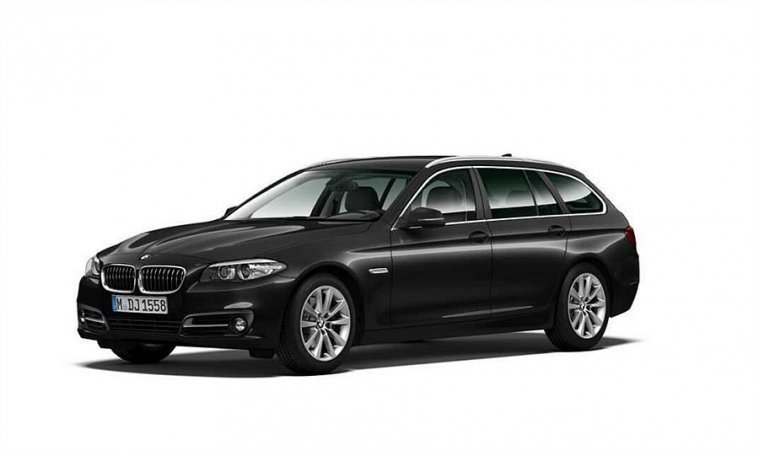gebraucht BMW 520 d xDrive Touring Sportpaket Navigation