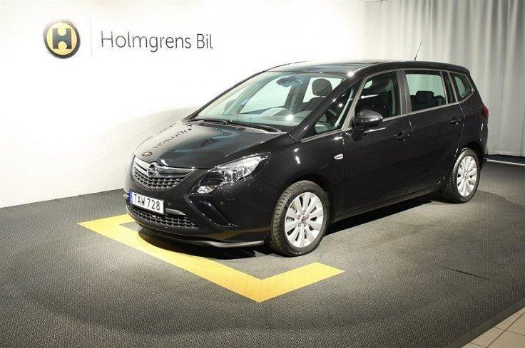 begagnad Opel Zafira Enjoy 1.4T /140hk Kombi