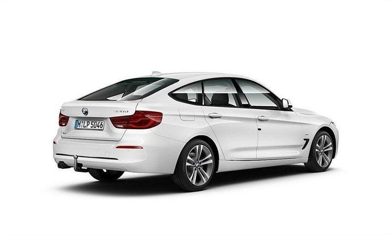 begagnad BMW 320 Gran Turismo d A xDrive Model Sport (190hk)