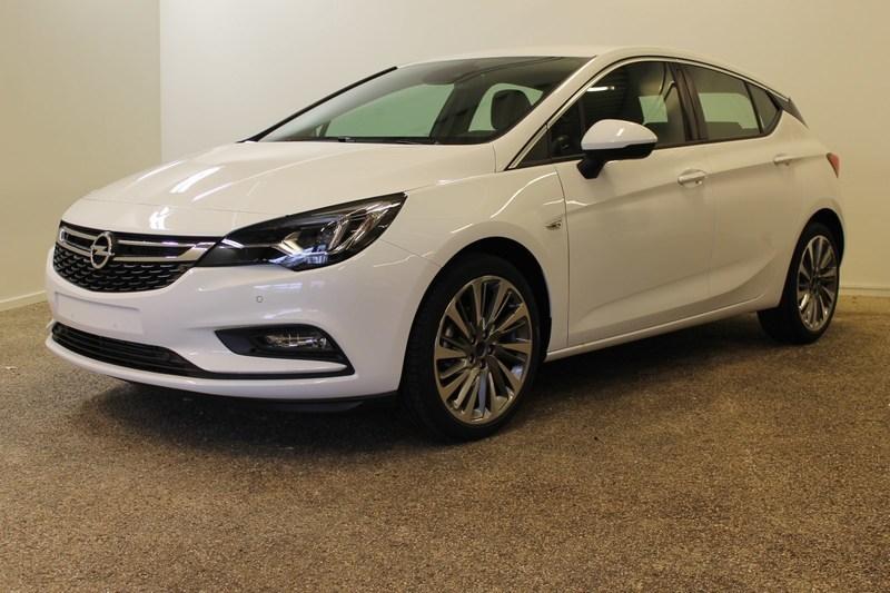 begagnad Opel Astra Dynamic 5d 1.4T /125hk Avt. dragkrok, 18