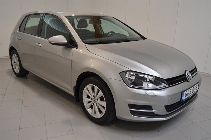 s ld vw golf 1 2 tsi 105 master begagnad 2015 mil i v stmanland. Black Bedroom Furniture Sets. Home Design Ideas