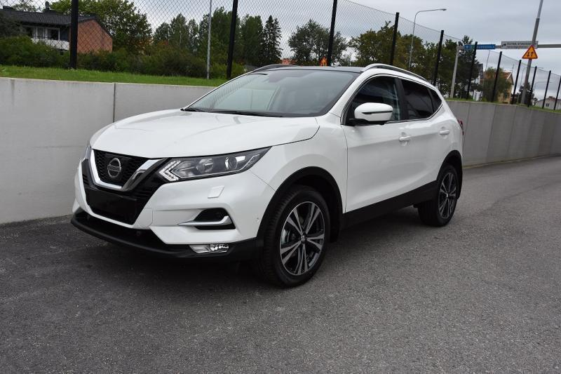 begagnad dig t 115 n connecta vision pa 18 nissan qashqai 2018 km 0 i g vleborg. Black Bedroom Furniture Sets. Home Design Ideas