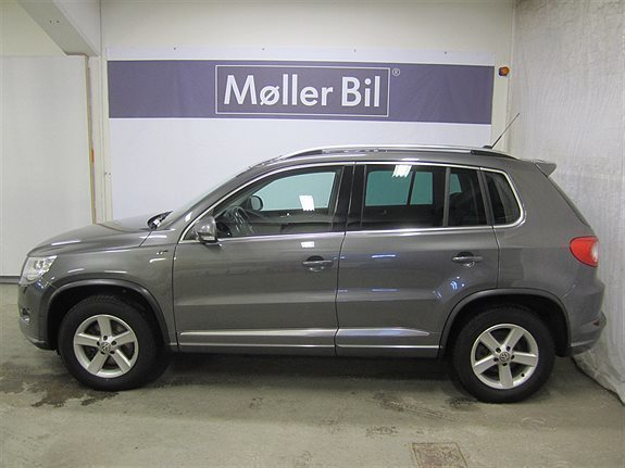 s ld vw tiguan tdi 170 r line begagnad 2011 mil i sala. Black Bedroom Furniture Sets. Home Design Ideas
