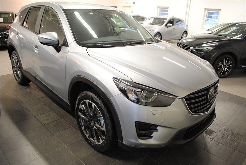 begagnad Mazda CX-5 OPTIMUM 2.2 175 HK AWD *WEBASTO*