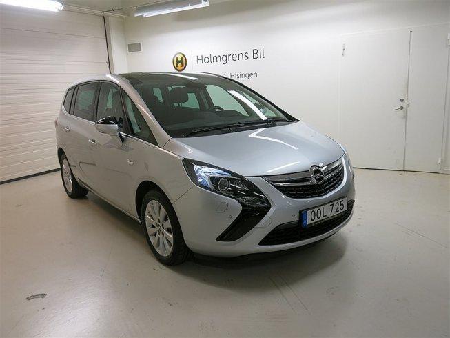 begagnad Opel Zafira Tourer Business 5 dörrar Business 2.0 CDTI ECOTEC 165hk (MT6)