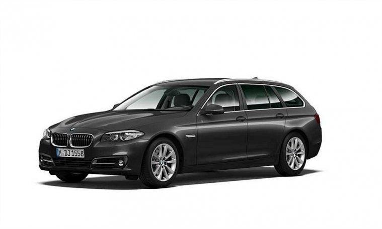 gebraucht BMW 520 d xDrive Touring Sport paket Navigation