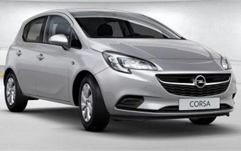 begagnad Opel Corsa Enjoy 5d 1.4 /90hk