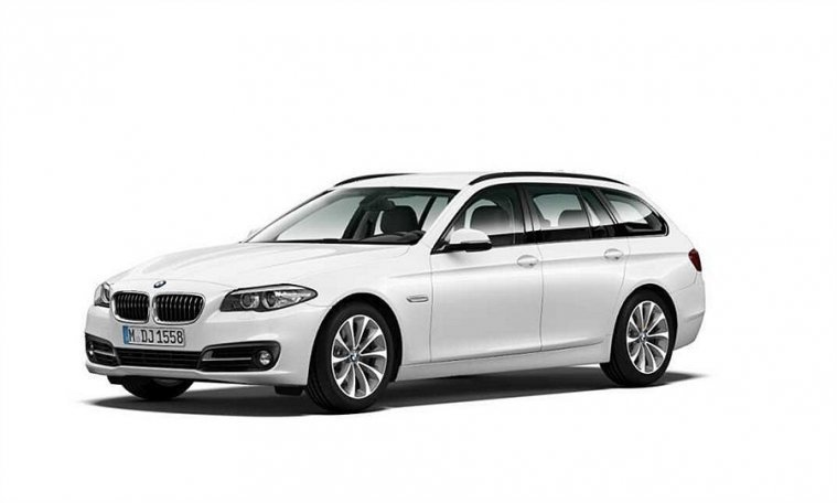 begagnad BMW 520 d xDrive Touring Sportpaket