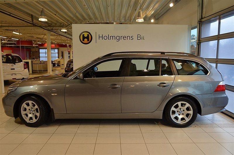 gebraucht BMW 523 i Touring Nyservad, Nybesiktigad