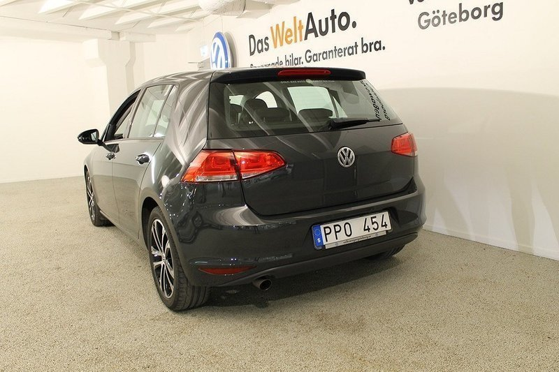 s ld vw golf 1 2 tsi 105 masters begagnad 2013 mil i g teborg. Black Bedroom Furniture Sets. Home Design Ideas