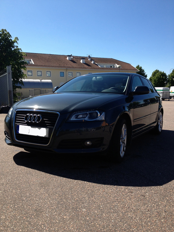 begagnad a3 2 0 tdi 170 sport 2009 audi a3 sportback 2009 km i halmstad. Black Bedroom Furniture Sets. Home Design Ideas