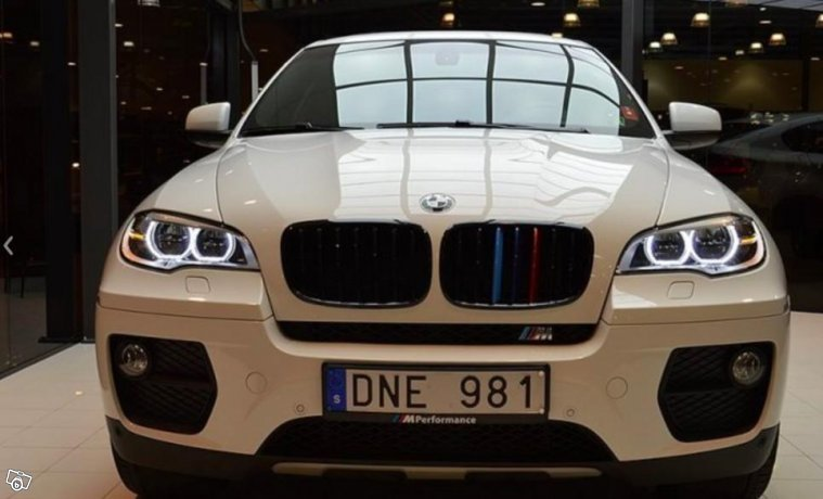 S 229 Ld Bmw X6 Xdrive40d 14 Begagnad 2013 5 000 Mil I Solna